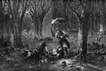 Battle of Seven Pines: Searching for the Dead and Wounded
