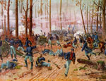 Battle of Shiloh Civil War: Batttle of Shiloh, April7, 1862