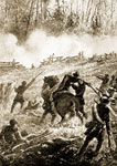 Battle of Shiloh: Charging the Hornet's Nest