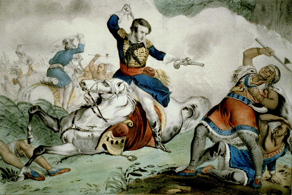 Battle Of The Thames