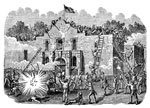 Battle of the Alamo: Storming of the Alamo