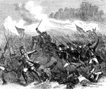 Battle of Trenton: Surprise of the Hessians at Trenton
