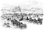 Battle of White Oak Swamp: The Artillery Engagement at White Oak Bridge