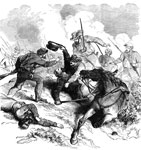 Battle of Wilsons Creek: Death of General Nathaniel Lyon at the Battle of Wilsons Creek