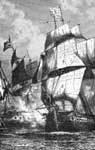Battles of 1812: The Fight Between the Constellation and La Vengeance