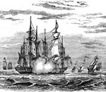 Battles of 1812: A Naval Battle