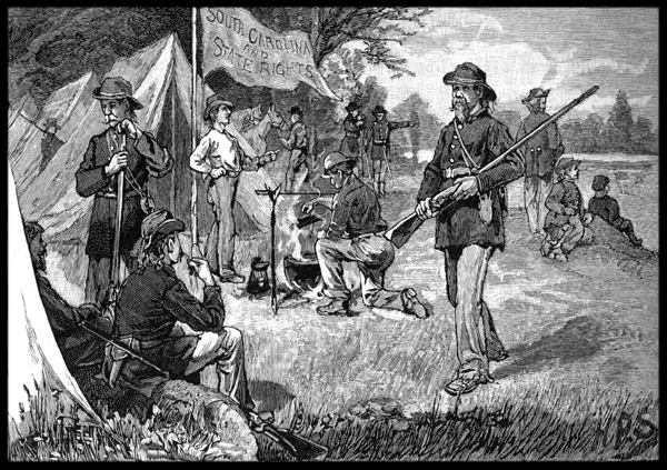 Bloody Kansas: South Carolina Troops in Missouri