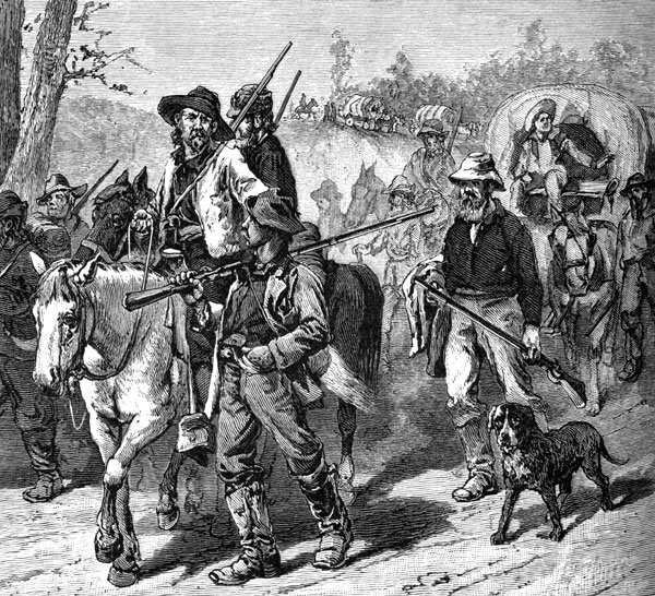 a history of the bleeding kansas crisis Get an answer for 'what is the significance of bleeding kansas' and find  homework help for other history questions at enotes.