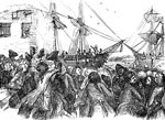 Boston Tea Party: Destruction of the Tea in Boston