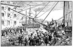 Boston Tea Party: The Boston Tea Party