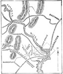 Bull Run Maps: The Battle of Bull Run