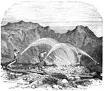 California Gold Rush: Hydraulic Mining