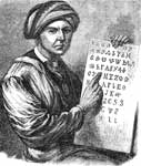 Cherokee Indians: Sequoyah, or Geroge Guess, Inventor of the Cherokee Alphabet