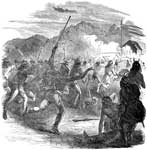 Chief Pontiac: Pontiac's Attack on the Fort