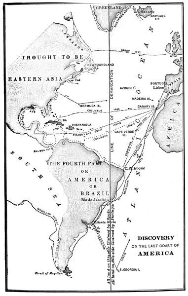 Christopher Columbus Maps on
