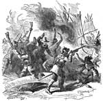 Colonial Connecticut: Attack on the Indians on Block Island