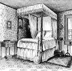 Colonial Houses: The Best Bedroom