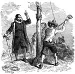 Colonial Massachusetts: Cutting Down the Maypole