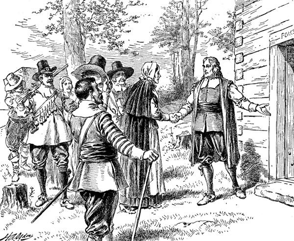 Colonial Rhode Island