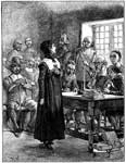 Colonial Women: Trial of Mrs. Ann Hutchinson
