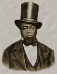 Conductors on the Underground Railroad: Samuel D. Burris, Conductor
