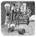 Cotton Ginning: A Cotton Gin