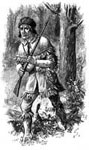 Daniel Boone: Daniel Boone in the Woods
