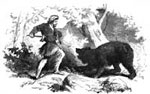 David Crockett: Crockett's Encounter with a Bear