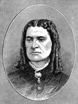 Donner Party: Mary A. Graves (Mrs. J. T. Clark), 1879