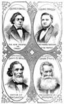 Famous Mormons: Pillars of the Mormon Church