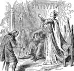 Ferdinand and Isabella: Queen Isabella Invoking a Blessing