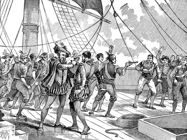a history of the exploration of ferdinand magellan Ferdinand magellan was the leader of the first expedition to circumnavigate the real world he was the first european to sail across the pacific ocean and discovered a route by which ships could sail a complete circle around the world.