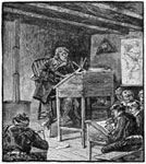 First Public Schools: The Colonial Schoolroom