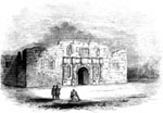 Fort Alamo: Church of Alamo
