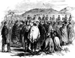 Fort Donelson Civil War: Group of Confederate Prisoners Captured at Fort Donelson