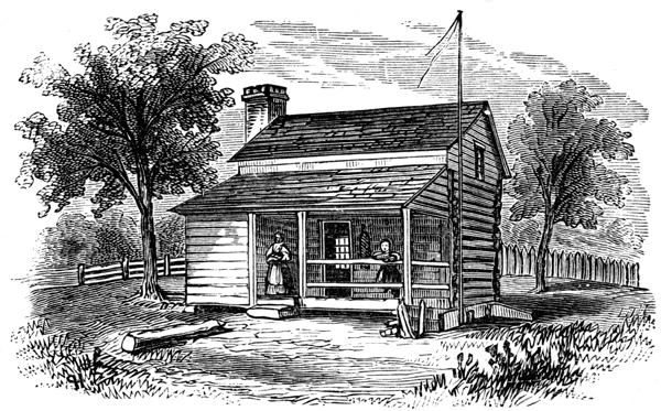 Fort Donelson Grant S Headquarters At Fort Donelson