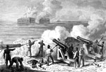 Fort Sumter Battle: The Attack on Fort Sumter
