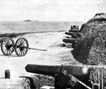 Fort Sumter Pictures: Fort Sumter in Charleston Harbor
