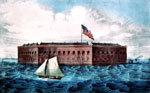 Fort Sumter: Fort Sumter, Charleston Harbor, SC