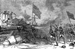 Fort Ticonderoga: Attack on Ticonderoga