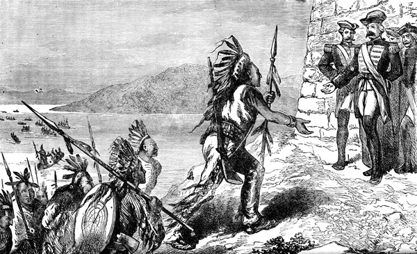 the history of the french and indian war The french and indian war was the last of four major colonial wars between the british, the french, and their native american allies for control of north america.