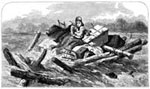 Frontier Women: Perilous Crossing of the Allegheny River