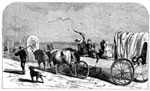 Frontier Women: Wagon Train on the Prairie