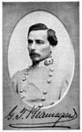 General Beauregard: G. T. Beauregard