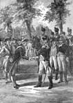 General Washington: Meeting of Washington and Rochambeau