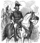 General Winfield Scott: General Scott Entering the City of Mexico