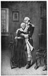 George Washington Images: Washington's Farewell to his Mother