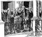 George Washington Pictures: Washington Takes Oath of Office