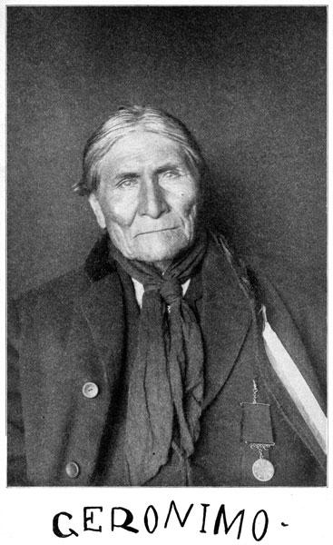 Indijanci - starosedeoci americkog kontinenta Geronimo-2