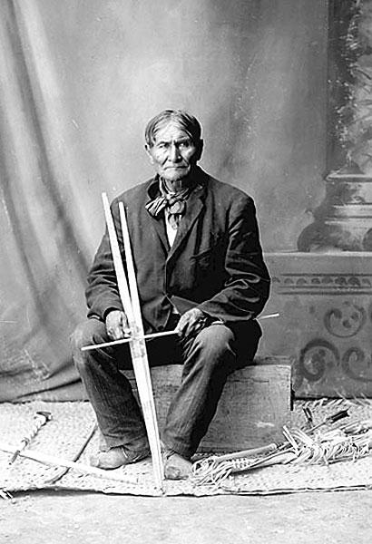 Indijanci - starosedeoci americkog kontinenta Geronimo-6